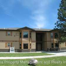 Rental info for 220 N 8th St. H