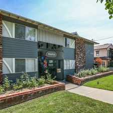 Rental info for 634 Sierra Madre Blvd #R
