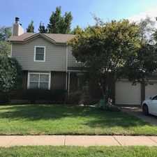 Rental info for 14801 West 150th Place in the Olathe area