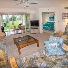 Rental info for Tangerine Condo at Plantation, 2 Bedrooms, Pool, WiFi, Sleeps 6