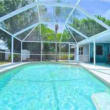 Rental info for Sante Joseph Home, 4 Bedrooms, Private Heated Pool, Lanai, Sleeps 10 in the 34285 area