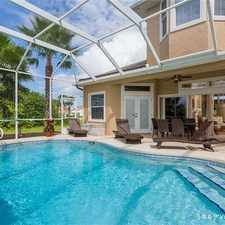 Rental info for Seas the Day, 3 Bedrooms, Private Pool, Sleeps 8