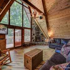 Rental info for A-Frame of Mind, 2 Bedrooms, Mountain View, Arcade, Hot Tub, Sleeps 6
