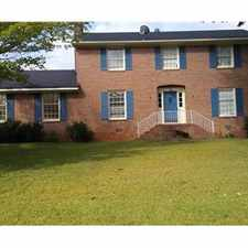 Rental info for Beautiful home on Lake Placid Griffin GA