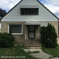 Rental info for 4684 N. 52nd St. 4686 N. 52nd St. in the Wahl Park area