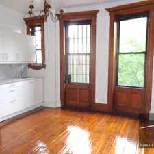 Rental info for 547 Bergen St #2A