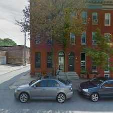Rental info for Single Family Home Home in Baltimore for For Sale By Owner in the Upper Fells Point area