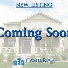 Rental info for Single Family Home Home in Ellendale for Owner Financing
