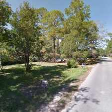 Rental info for Single Family Home Home in Moultrie for For Sale By Owner