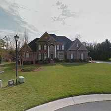 Rental info for Single Family Home Home in Marvin for For Sale By Owner