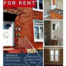 Rental info for 11821 S Morgan St Chicago in the Morgan Park area