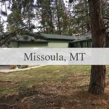 Rental info for Montana Living! House backs to a creek - fish off the deck