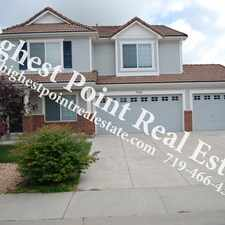 Rental info for 3 Bedroom Home 5 minutes from Carson!