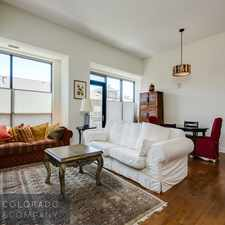 Rental info for 1650 Fillmore Street #502 in the City Park area