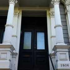 Rental info for 1806 Scott Street in the Lower Pacific Heights area