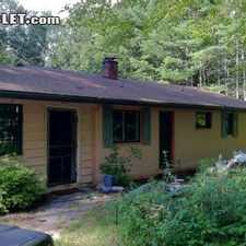 Rental info for Three Bedroom In Ulster County