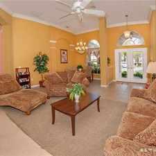 Rental info for 402 Arborview Lane Venice