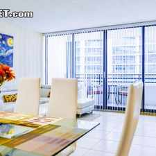 Rental info for $2750 2 bedroom Apartment in Hollywood in the Hallandale Beach area