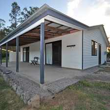 Rental info for 5 acres of rural living at its best!