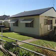 Rental info for Renovated Cottage Close to CBD in the Tamworth area