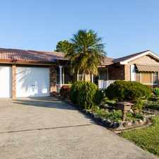 Rental info for LARGE FAMILY HOME! in the Port Macquarie area