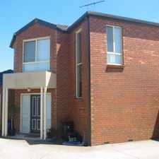 Rental info for MODERN RESIDENCE AND IN PRIME LOCATION in the Melbourne area