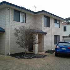 Rental info for <b> $550pw ALL INCLUSIVE & FURNISHED double storey townhouse For Rent </b>