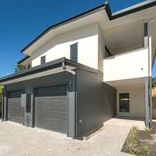 Rental info for BRAND NEW TOWNHOUSE IN CENTRAL LOCATION
