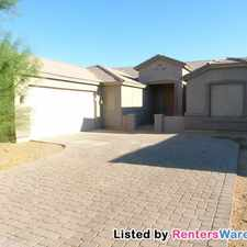Rental info for 43316 W Neely Dr in the Maricopa area