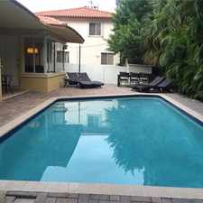 Rental info for 250 187th Street in the Sunny Isles Beach area
