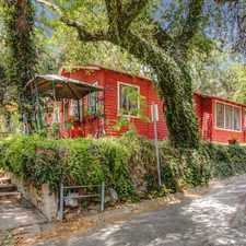 Rental info for 587 Los Rocas Drive