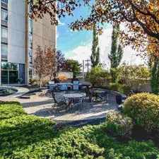 Rental info for **RIVER VALLEY VIEWS** FULLY FURNISHED EXECUTIVE 1 BEDROOM CONDO SASKATCHEWAN DRIVE in the Garneau area