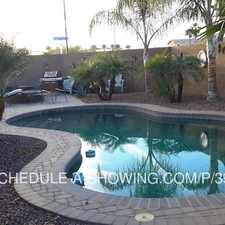 Rental info for 29780 W. Whitton Ave.