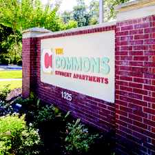 Rental info for The Commons at Tallahassee in the Tallahassee area
