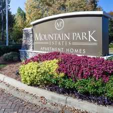 Rental info for Mountain Park Estates