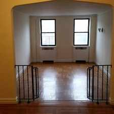 Rental info for 4962 Broadway #6a
