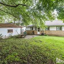 Rental info for 194 Shabbona Dr Park Forest, IL