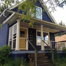 Rental info for 5025 North Maryland Avenue #B