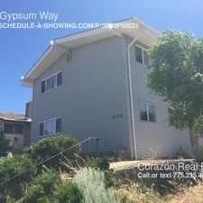 Rental info for 3300 Gypsum Way