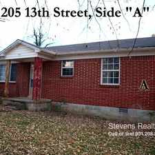 Rental info for 205 E.13th St #A