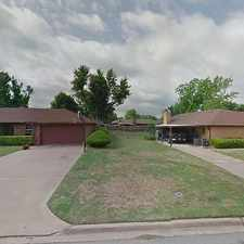 Rental info for Single Family Home Home in Chickasha for For Sale By Owner
