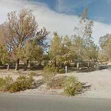 Rental info for Single Family Home Home in Ridgecrest for For Sale By Owner