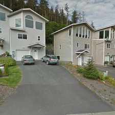 Rental info for Townhouse/Condo Home in Juneau for For Sale By Owner