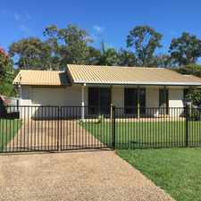 Rental info for Good value 3 bedroom home in a sought after area. in the Yeppoon area