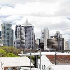 Rental info for 800m stroll to the CBD! in the Brisbane City area