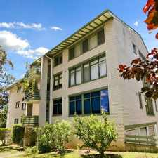 Rental info for Newly renovated apartment in tranquil position in the Cammeray area