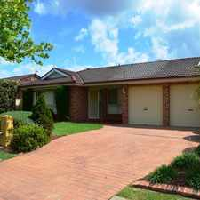 Rental info for 4 bedroom home + beautiful swimming pool. in the Sydney area