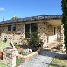 Rental info for FOR THE ENTERTAINERS in the Armidale area