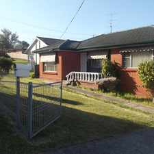 Rental info for Neat 3 Bedroom Home in the Barrack Heights area