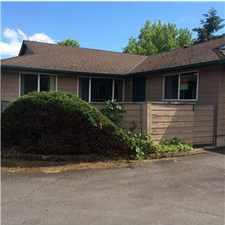 Rental info for Single-level apt in NE Corvallis is move-in ready!